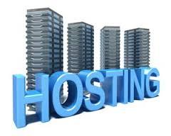 webhosting services
