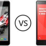 Xiaomi Redmi 2 Vs XOLO LT900