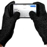 Make your I-Phone Touch to Work with Gloves
